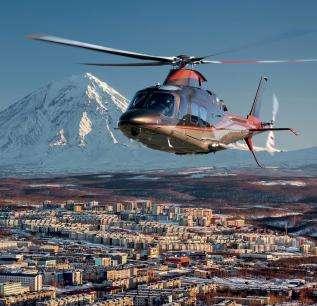 Brazilian VIPs choose Leonardo Helicopters