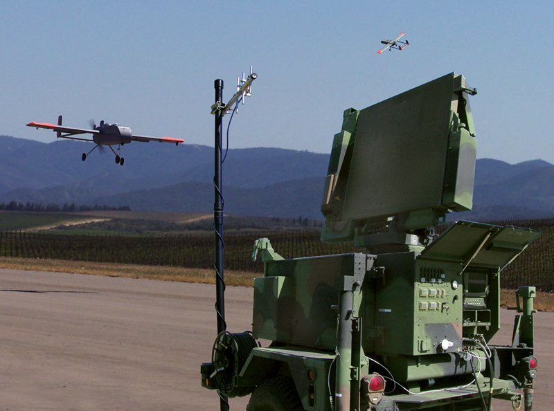 Thales, Raytheon restructure TRS joint venture