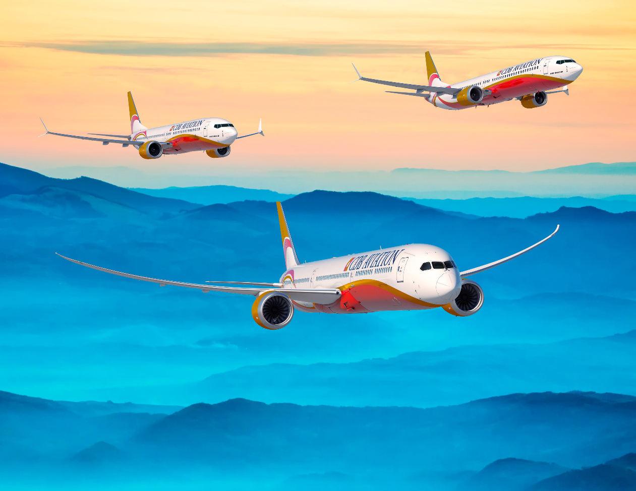 Paris 2017: Boeing, CDB Aviation Lease Finance sign $7.4bn MoU