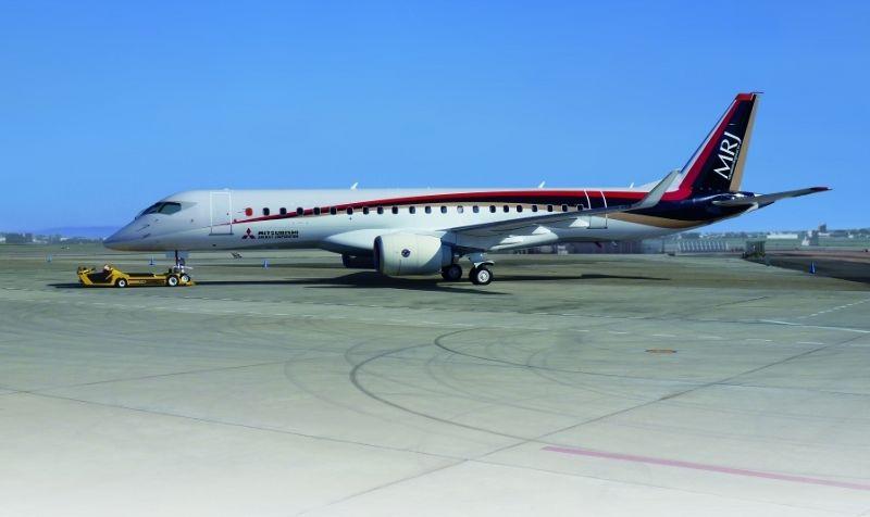 Mitsubishi confirms new MRJ delay