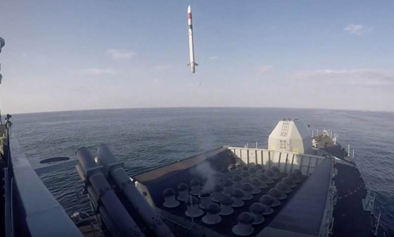 Royal Navy completes first-of-class firings of MBDA Sea Ceptor