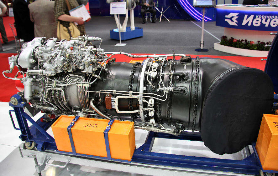 Rostec announces helicopter engine MRO move
