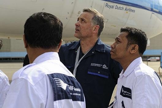 GMF seals MRO partnership with AFI KLM E&M