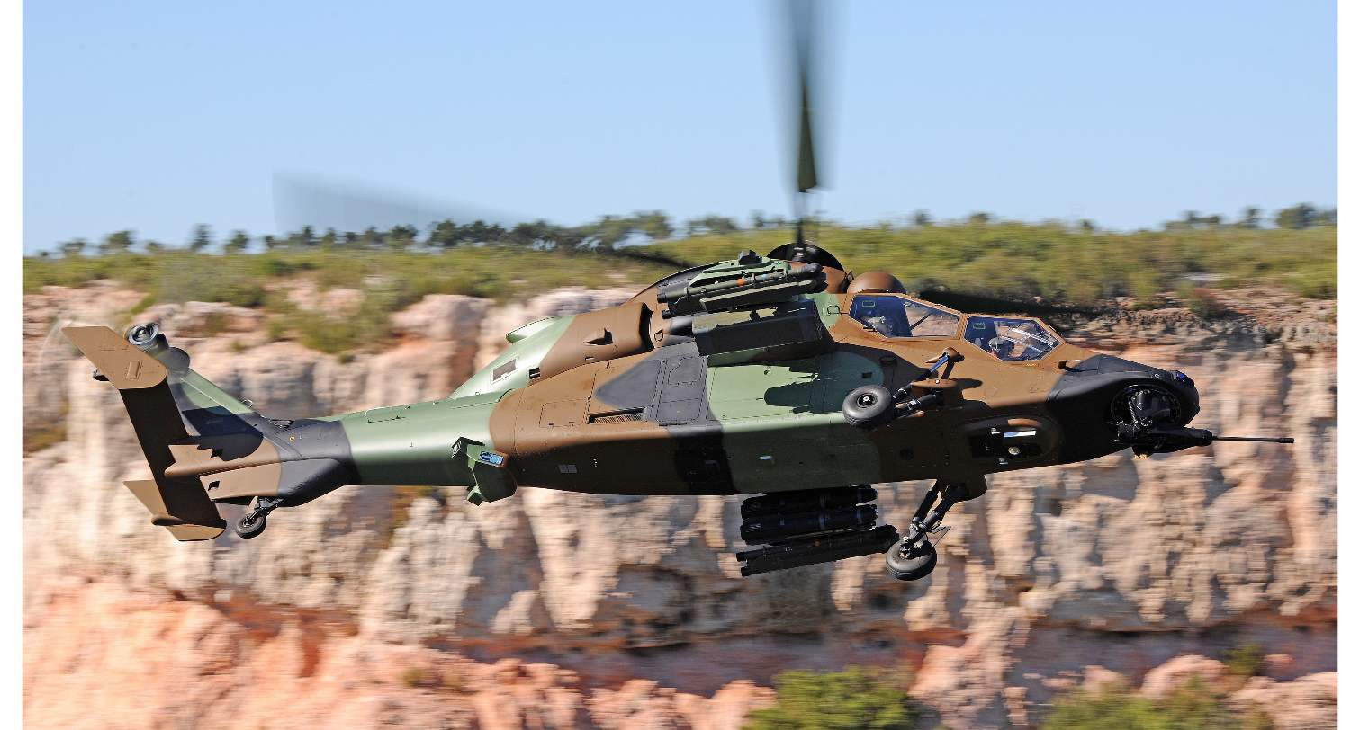 French Army gets first Tiger HAD retrofit