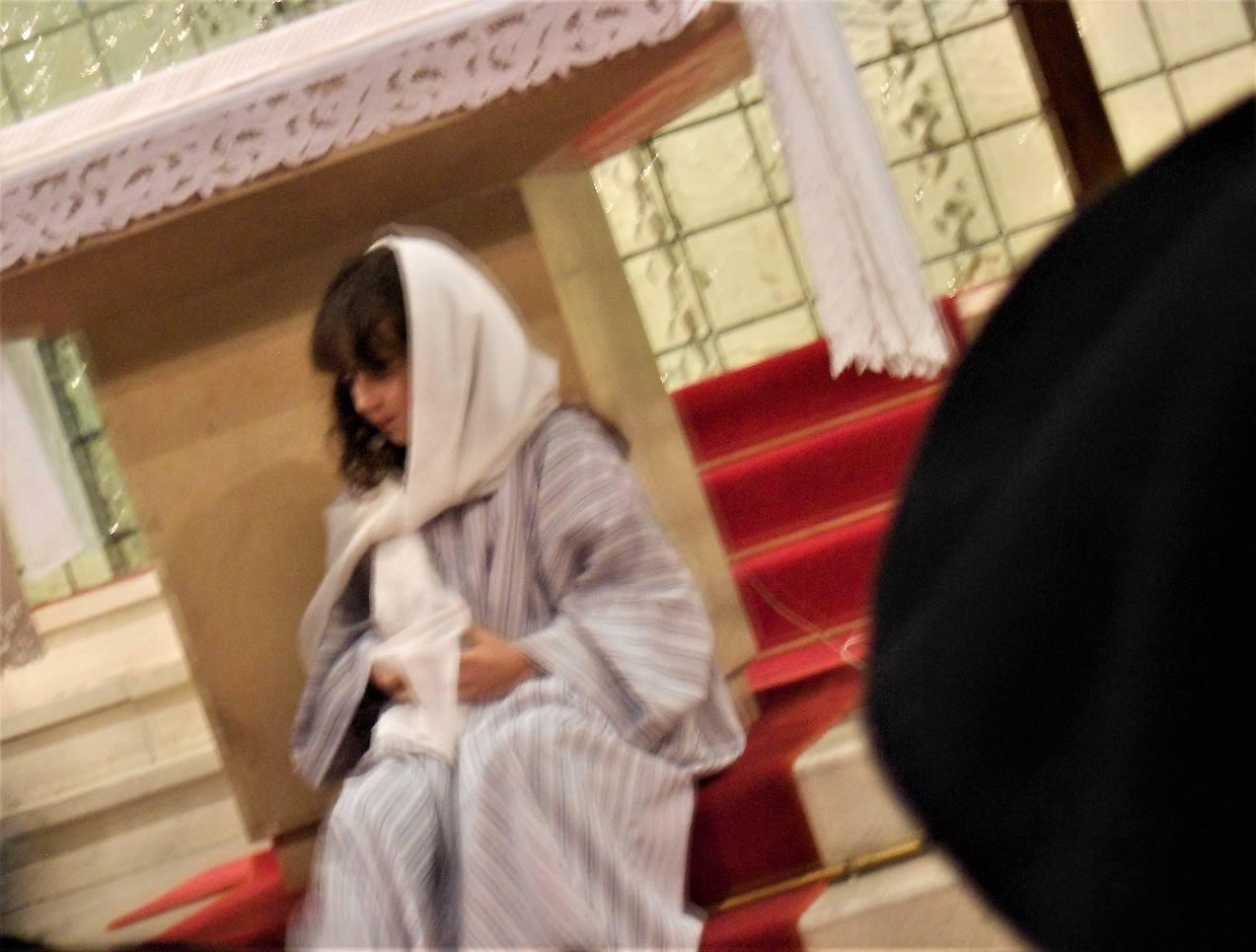 """""""... arrivèrent les jours où Marie devait enfanter"""""""