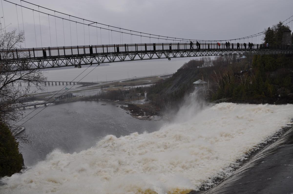 Québec, les chutes de Montmorency.JPG