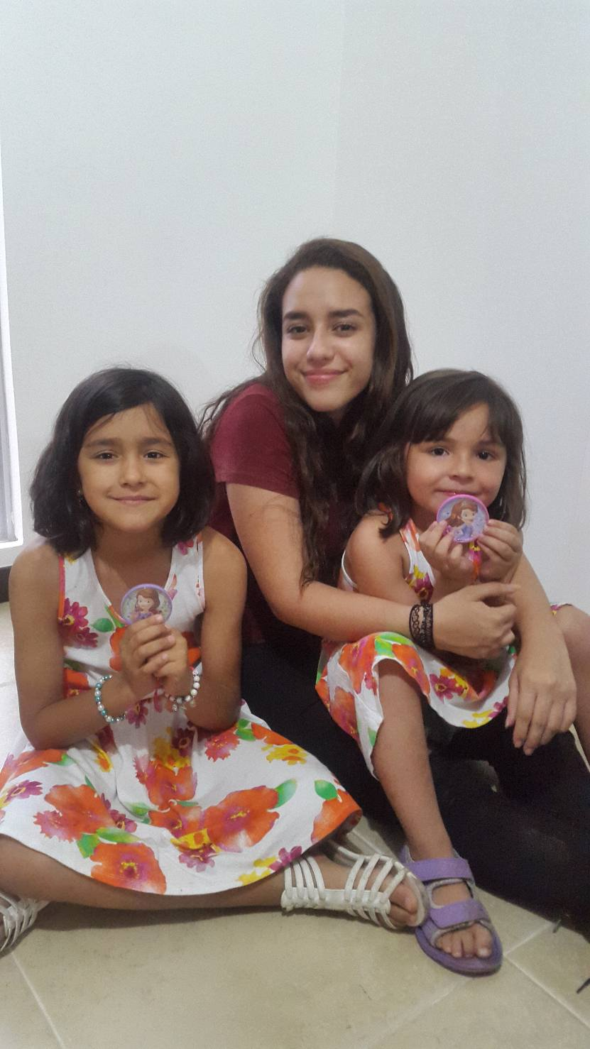 Huit ans de séparation d'avec ma famille et, enfin, retour en Equateur !