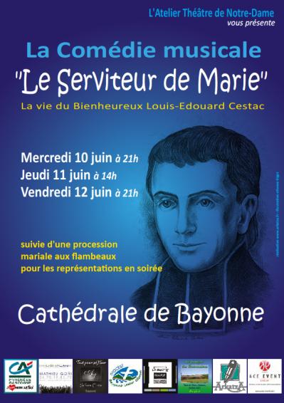 JEUDI 11 JUIN à la Cathédrale de Bayonne
