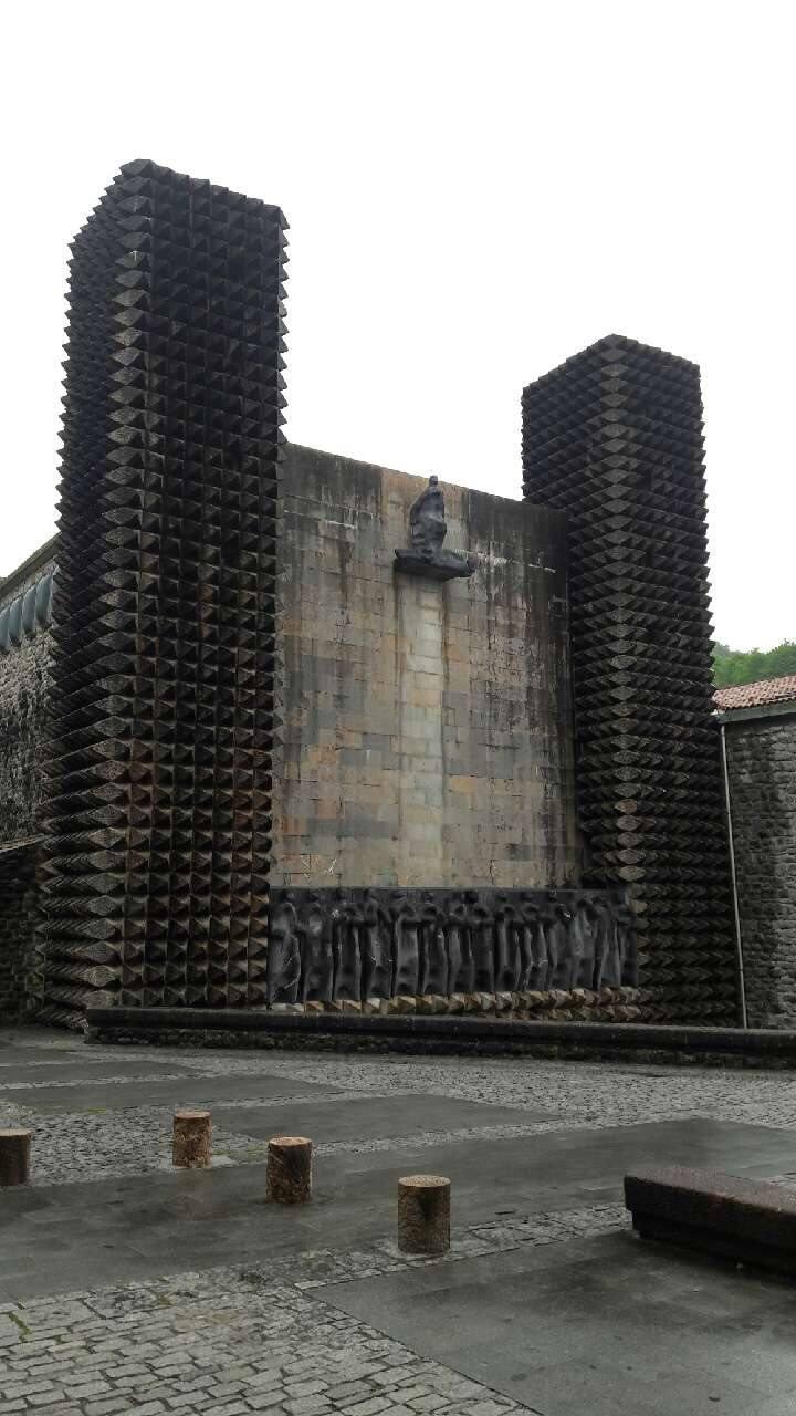 Façade principale du Sanctuaire