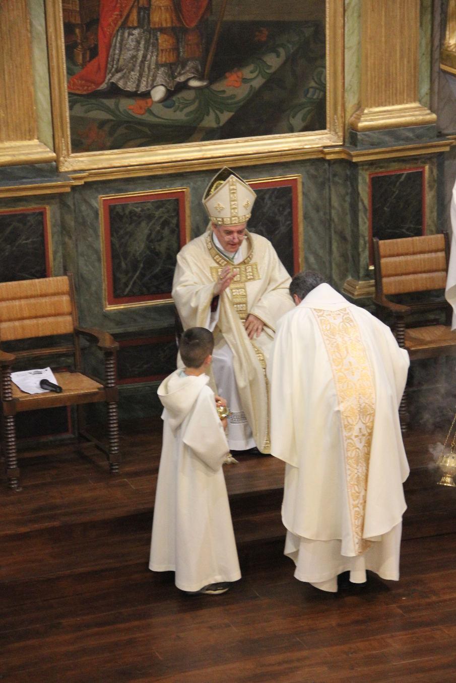 """L'abbé Jean-Marc proclamera l'Evangile de Jésus Christ :""""Ma chair est la vraie nourriture"""""""