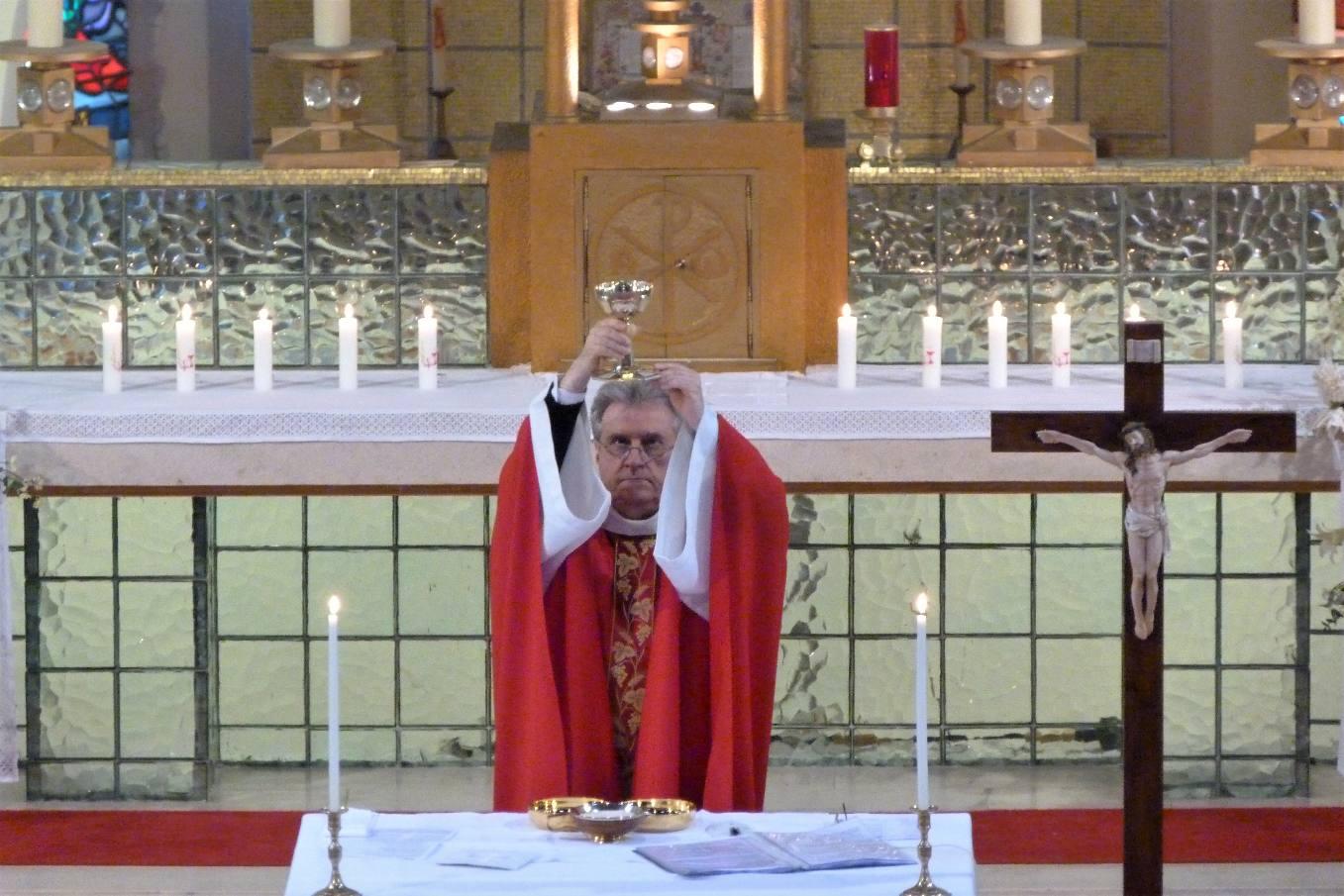 """Le Sang du Seigneur - """"Mon Seigneur et mon Dieu"""""""