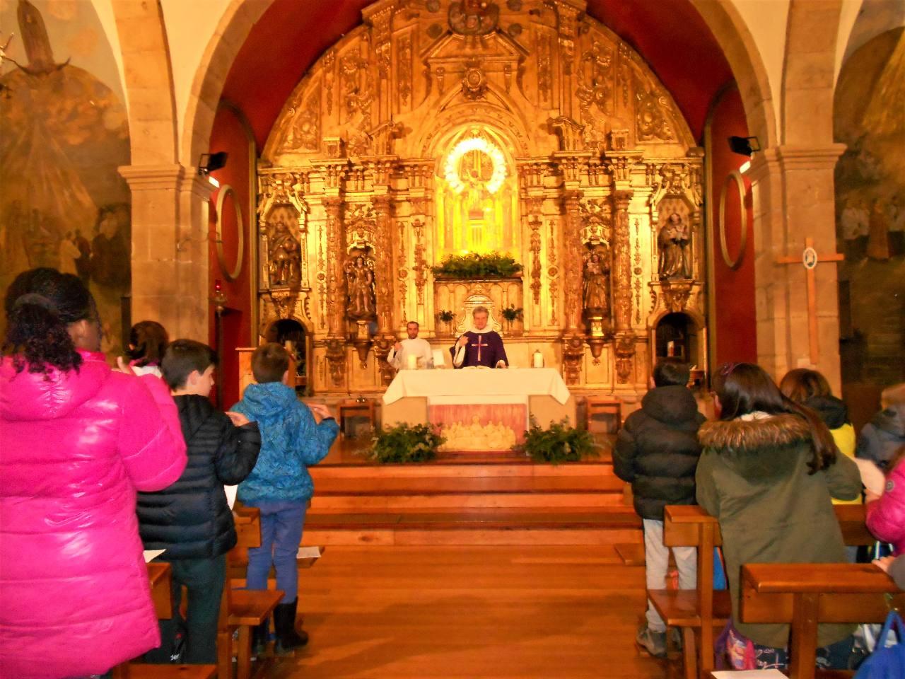 """Pélé-caté à Notre Dame de Guadaloupe puis """"Eurekamuseoa"""""""