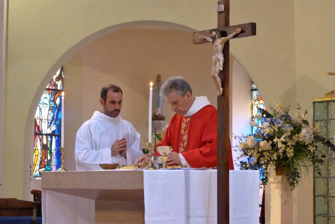 Purification des objets liturgiques