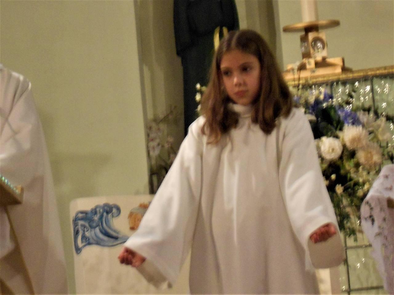 """... """"l'ange du Seigneur s'approcha et la gloire du Seigneur enveloppa les bergers de sa lumière"""""""