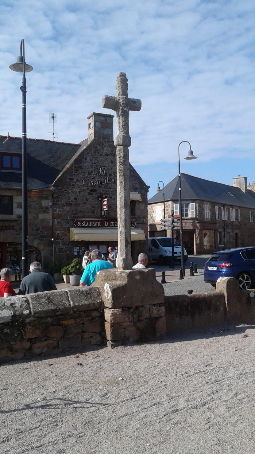 En Bretagne, partout des Croix