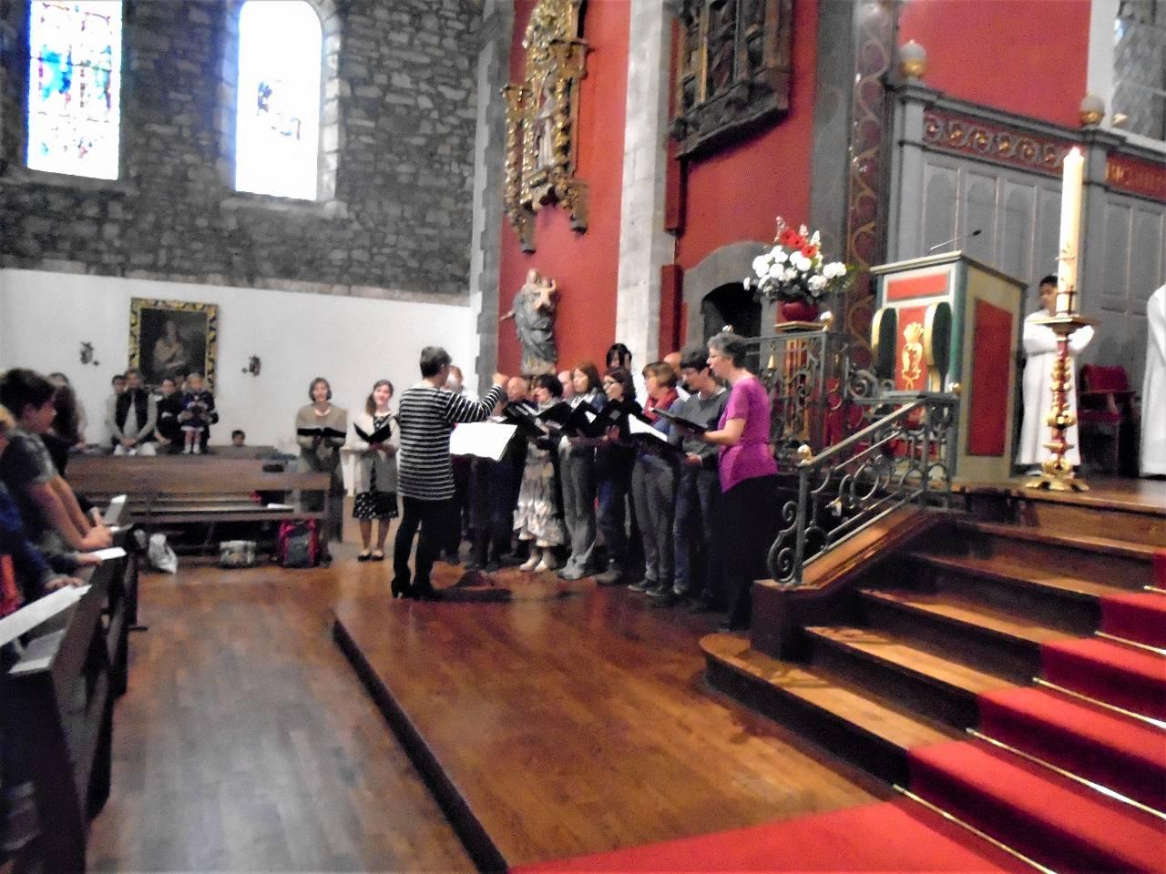 Chorale Cantabus d'Aix-la-Chapelle en Allemagne