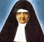 fêtée le 19 mai : Sainta Maria Bernarda Bütler - « Mon guide, mon étoile, c'est l'Évangile ».
