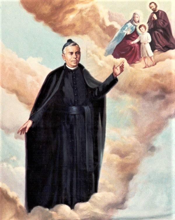 Jean Paul II a affirmé que l'origine de la sainteté de Josep Manyanet se trouve en la Sainte Famille.