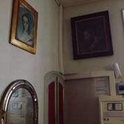 Ancien emplacement du tableau à la sacristie. Désormais le tableau et la relique sont placés dans l'église, à la vénération de tous, sous la galerie non loin de la Vierge à l'Enfant