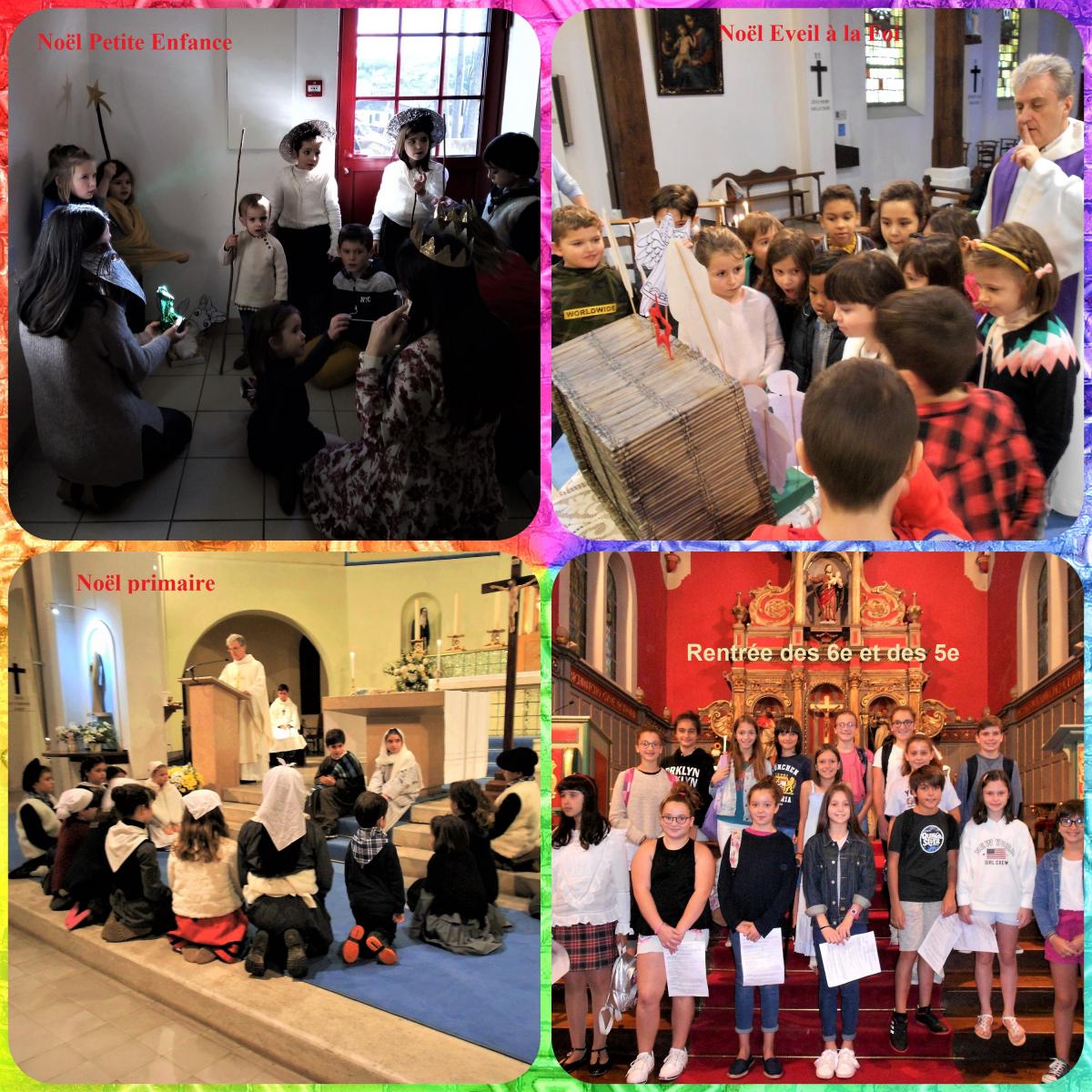 Mardi 26 mai - Pour tous les enfants du catéchisme : rencontre des catéchistes pour un 1e bilan