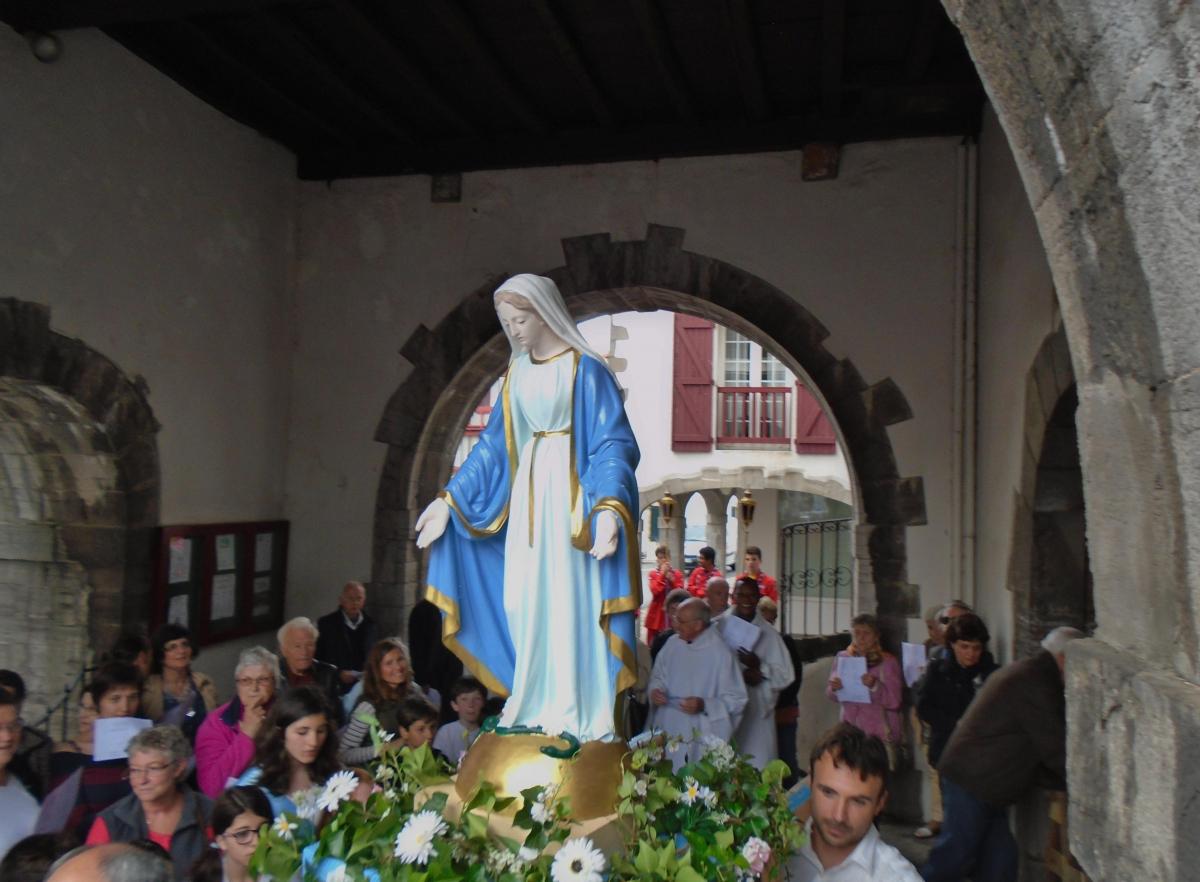 Notre Dame de la Bidassoa