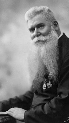 Bienheureux Daniel Brottier, missionnaire spiritain – puis directeur de la fondation des «Orphelins Apprentis d'Auteuil»