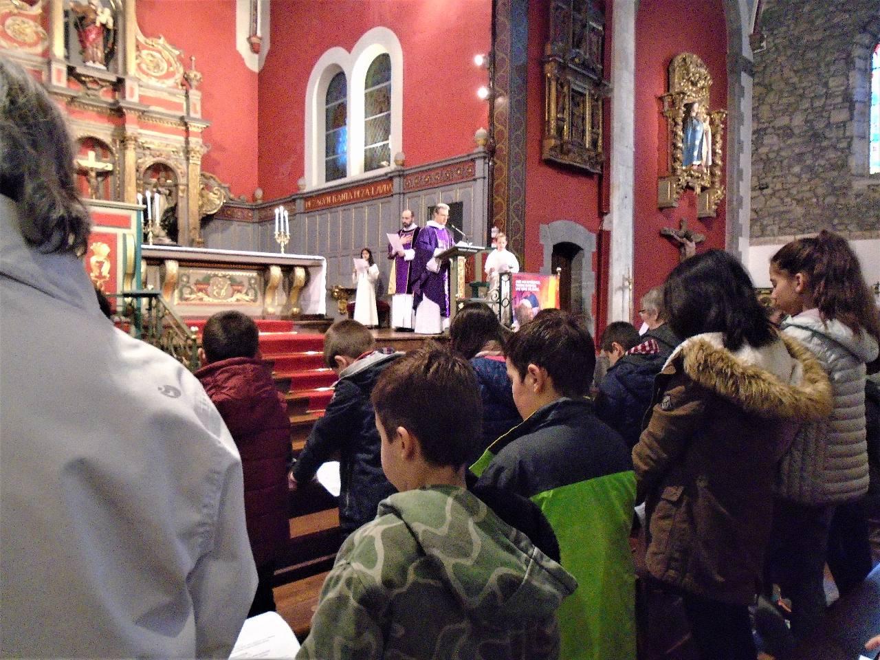Messe des Familles et journée de réflexion des 6e