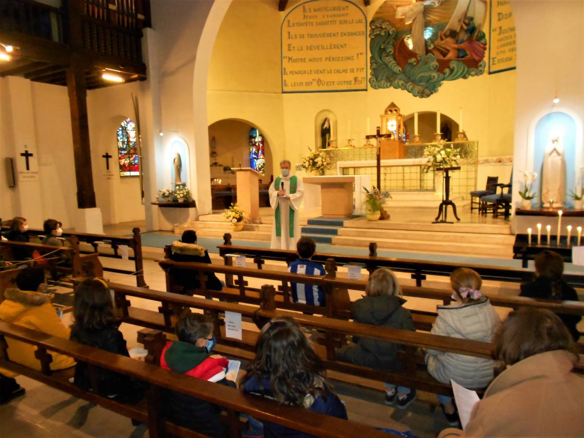 Reprise des rencontres de catéchisme par âge - INFOS GENERALES CATECHISME