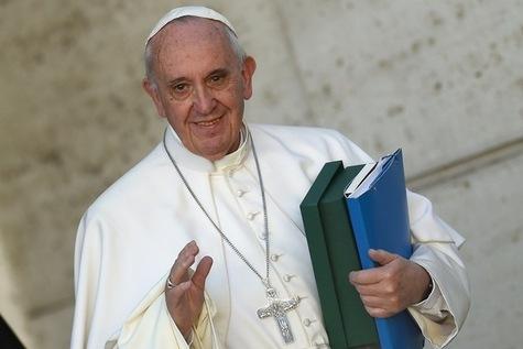 Discours du pape François pour la clôture du synode sur la famille