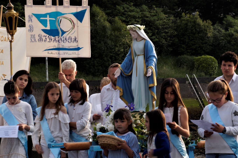 """""""Ama maite Maria, egiguzu lagun ; zure bitartez Jésus ikusi dezagun"""""""