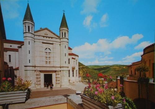 Basilique sainte Rita à Cascia