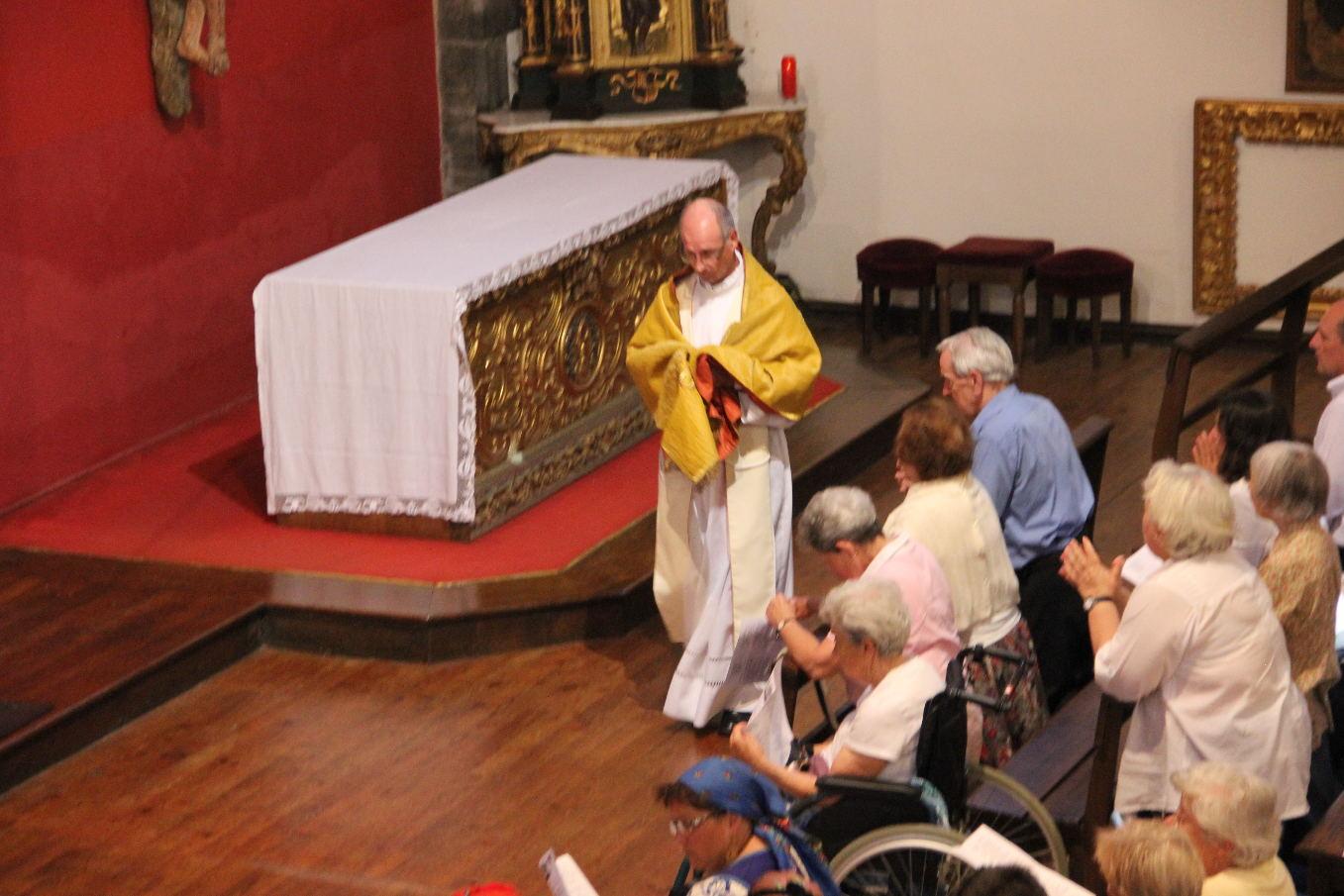 Temps pour l'Adoration