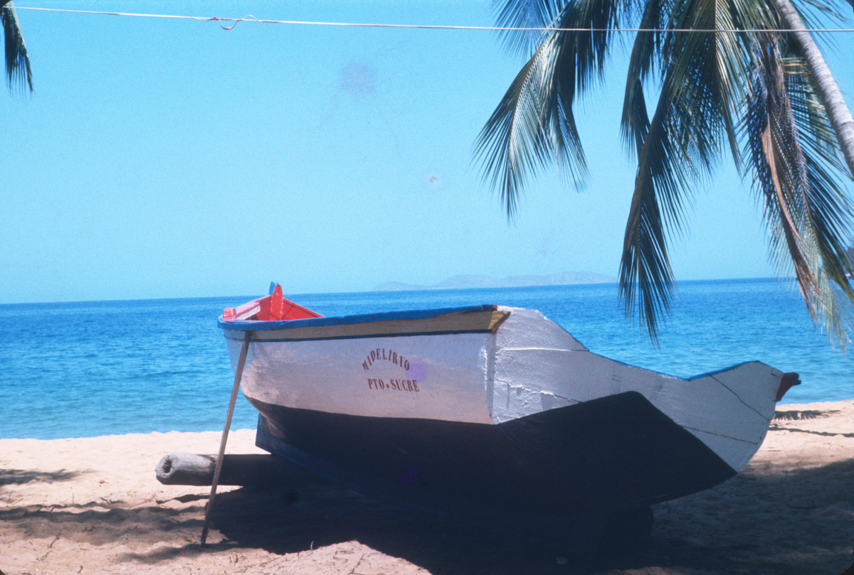 Besoin de changer d'air ?... Voyage aux Amériques avec Manex - Amérique du Sud - 1e volet