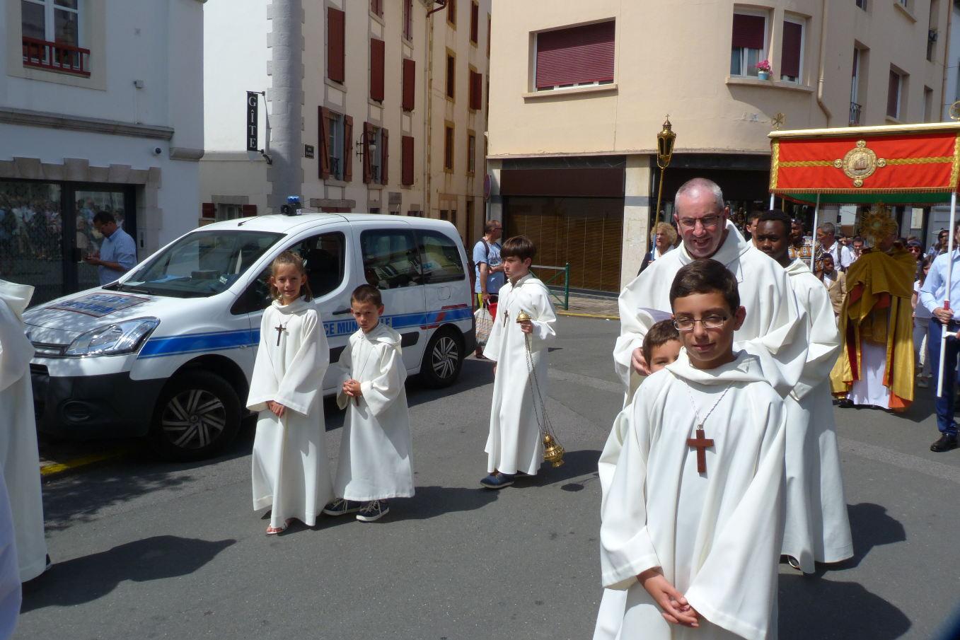 Nos enfants de chœur