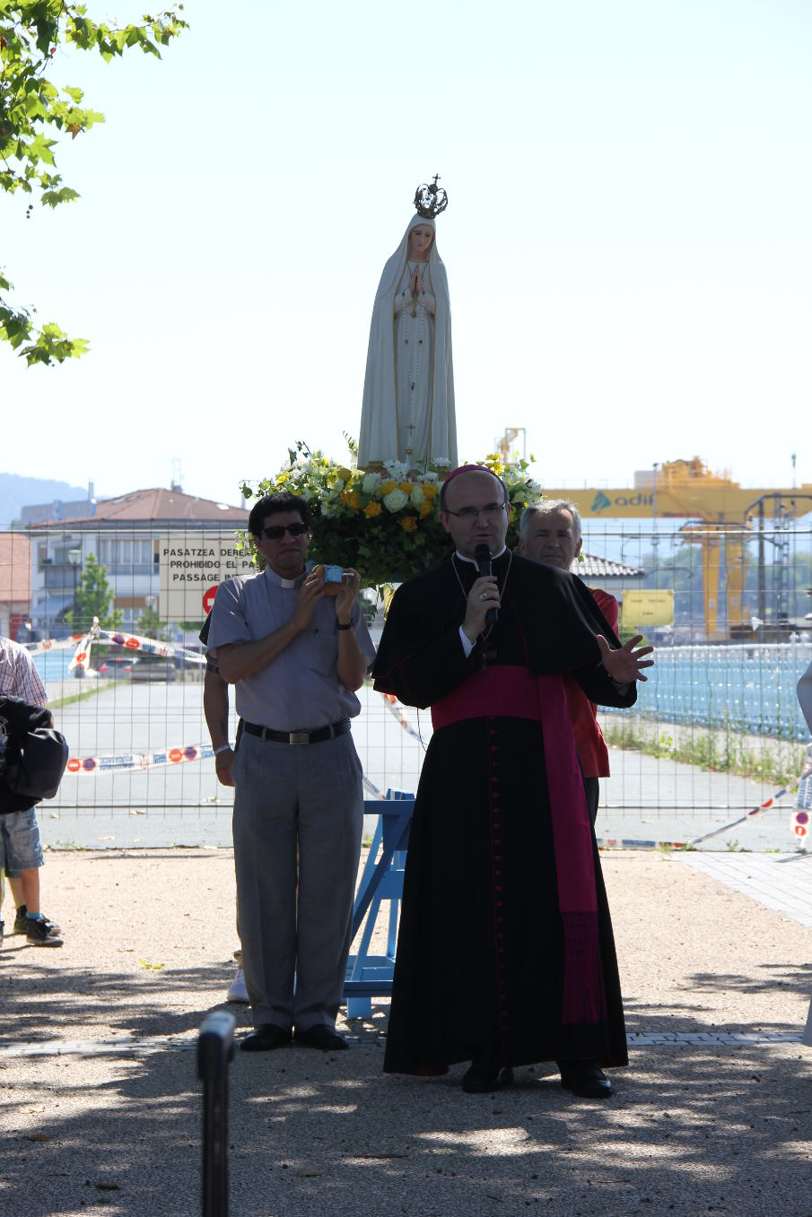 Réponse tout aussi fraternelle de Monseigneur Munilla