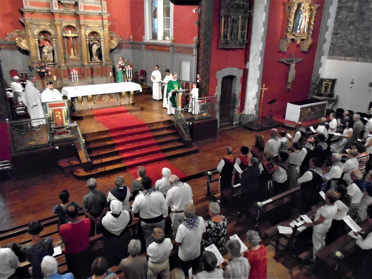 Prière étendue à nos frères dans le monde par Alexandre, hendayais et séminariste à Bayonne