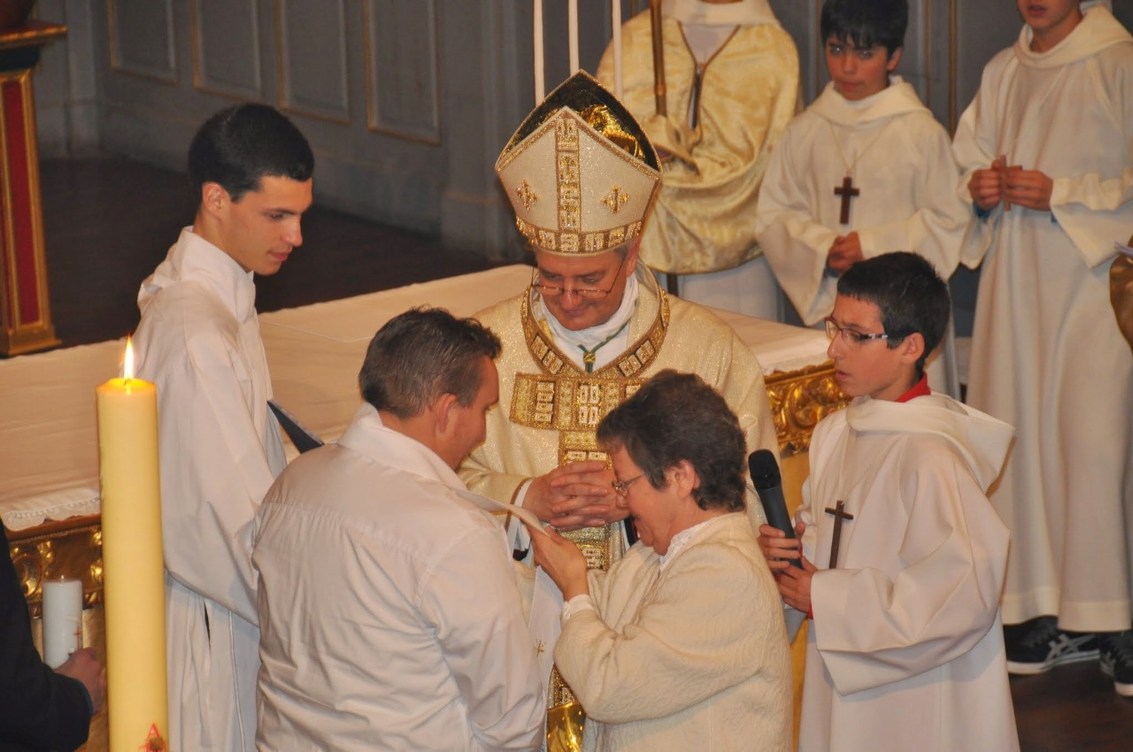 Baptême de Christophe