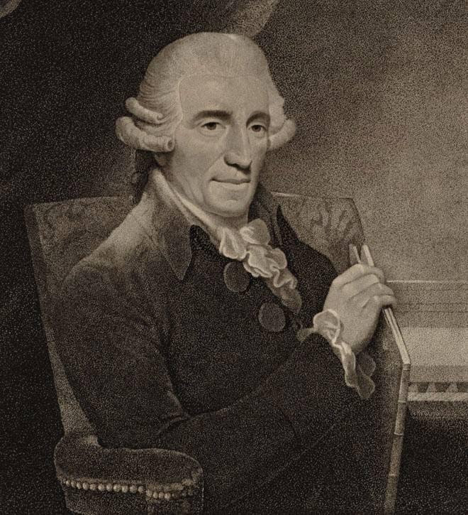 Franz Joseph Haydn, par Thomas Hardy