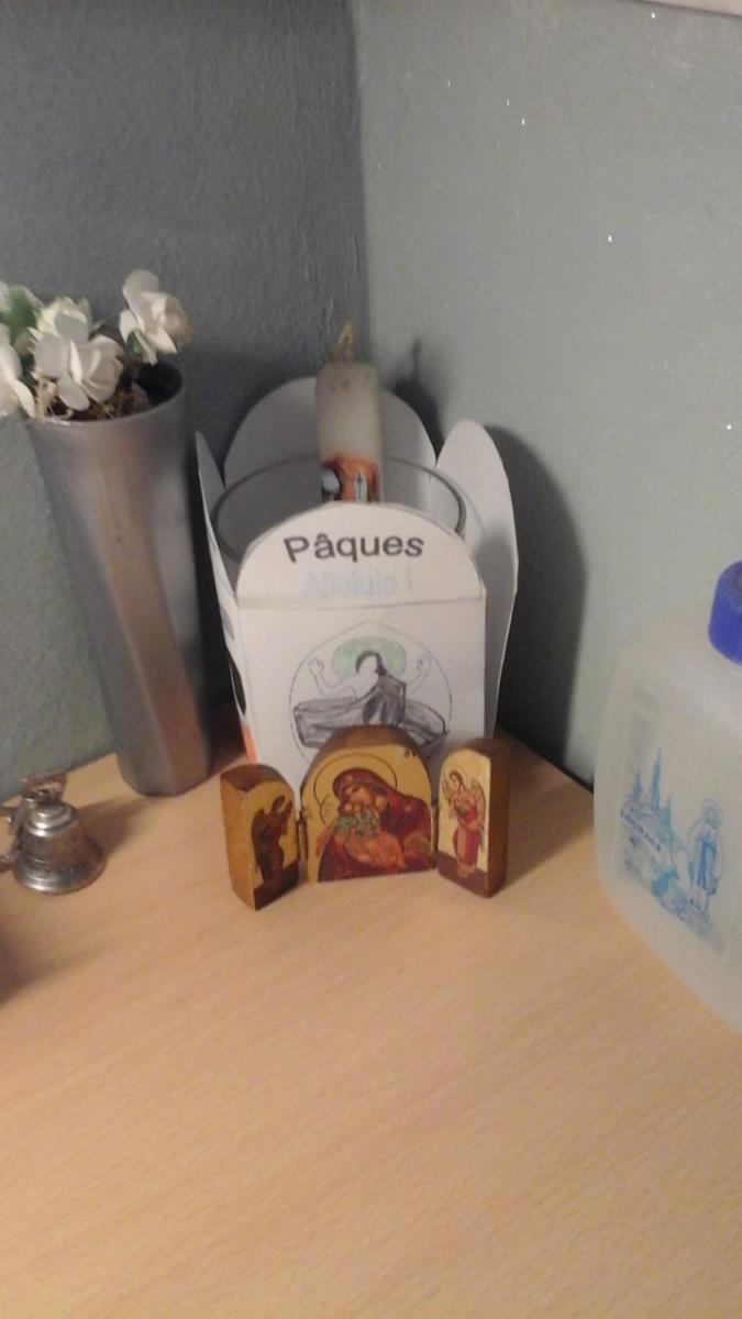 Comment se passe le catéchisme à la maison ?