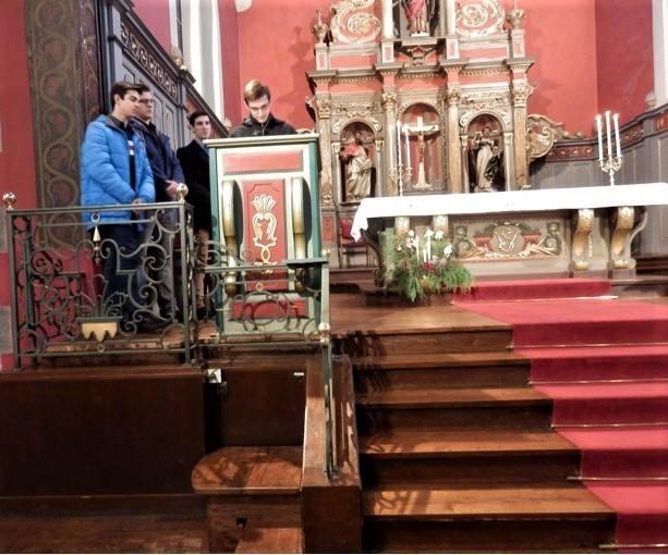 La prière universelle par les quatre fils de maria-Luz et Christian