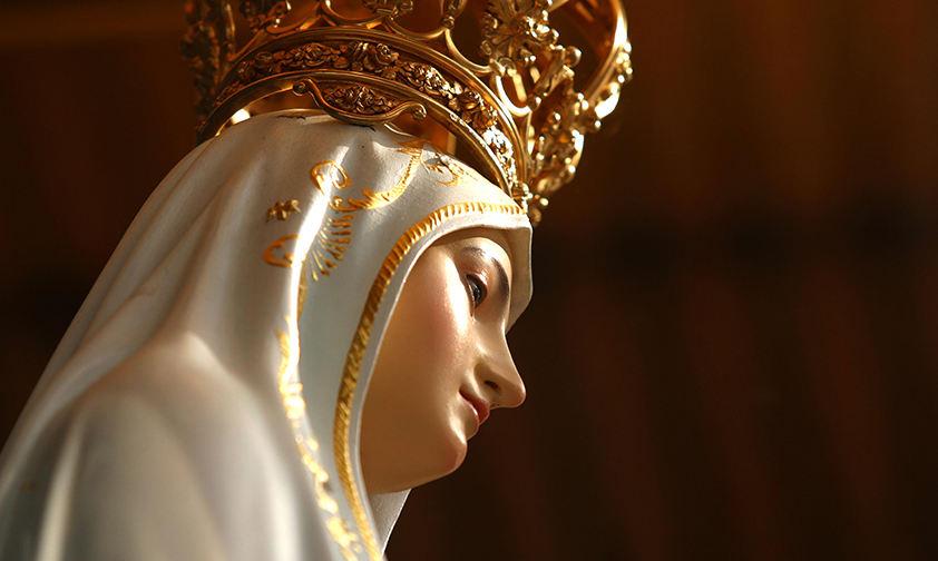 La Vierge pèlerine de Notre Dame de Fatima, passait en France pour la première fois par Hendaye il y a 70 ans, le 18 juin 1947