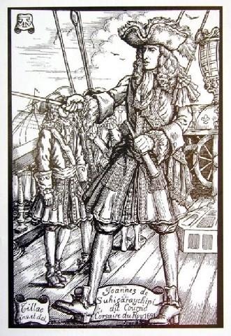 L'eau, le corsaire et le curé