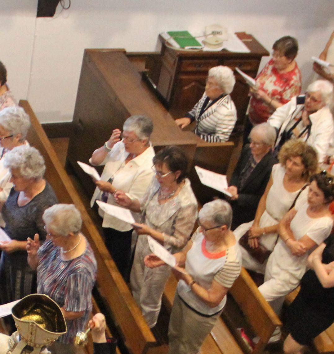 A l'harmonium, Fifine, 72 ans d'accompagnement musical !
