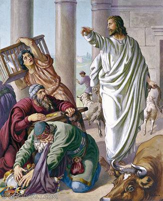 Homélie du 3ème dimanche de Carême