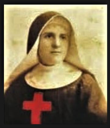Fêtée le 23 février, Sainte Giuseppina Vannini, fondatrice des Filles de Saint Camille - Ministres de l'infirmerie