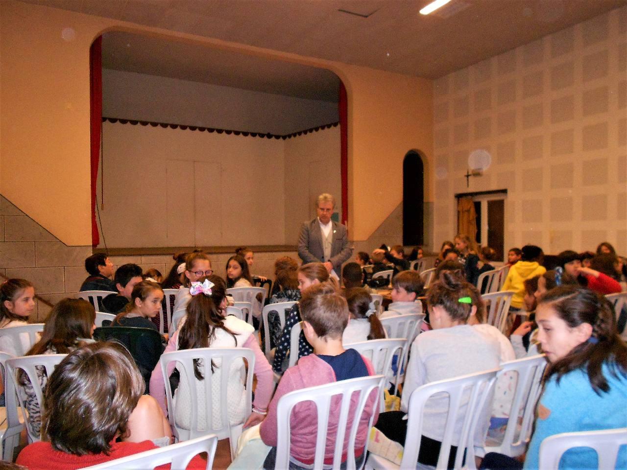 Mercredi 29 mai – Succès du Ciné-caté pour tous les enfants réunis au patronage de Béhobie
