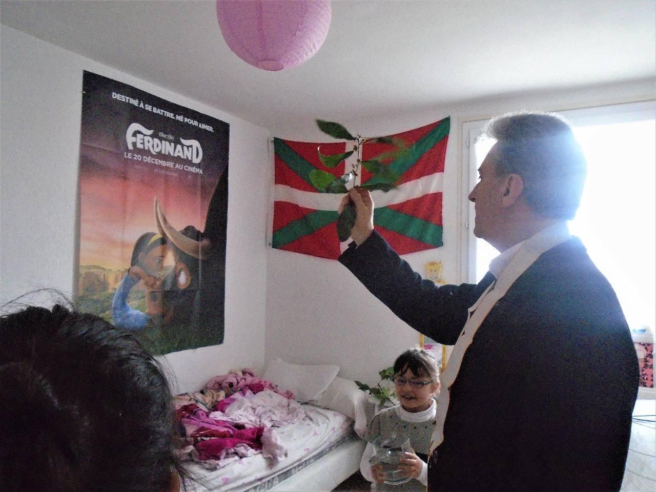 Pays Basque pour Angela