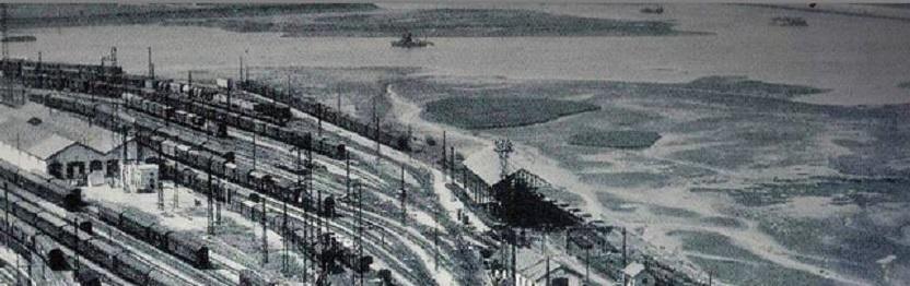 Détail gare Bidassoa (1966)