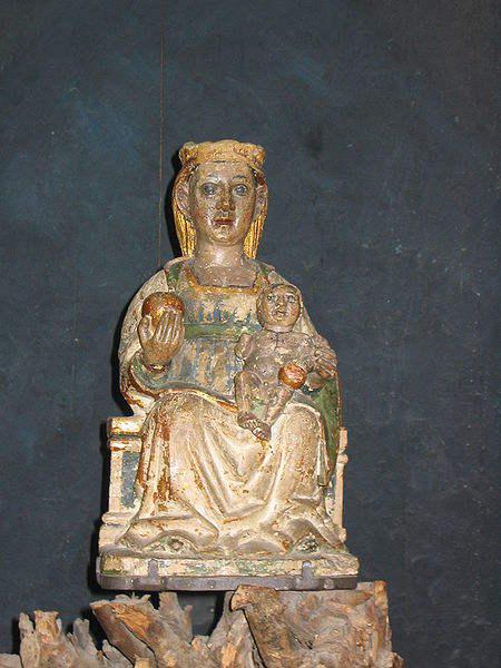Notre Dame d'Arantzazu