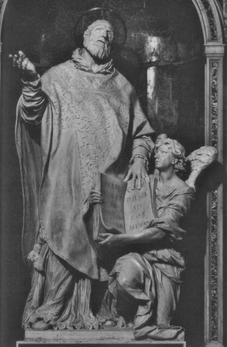 Alessandro Algardi - marbre - 1636 - (Santa Maria in Vallicella (Rome, Italy))